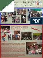 Boletín CPN Mayo 2012