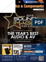 Issue 108 Radio Parts Newsletter - January 2015