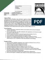 Quintrall Job Description