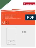 Manual de Utilizare as 24 FF