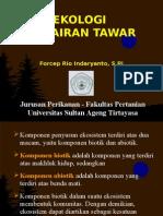 Ekologi Perairan III