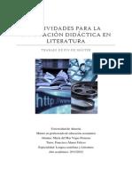apoyos literatura