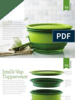 Intelli-Vap de Tupperware