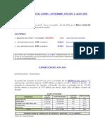Balanza Comercial de Ecuador de Enero a Noviembre de 2014 y Algo Más