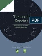 Terms of Service Al Jazeera Graphic Novel