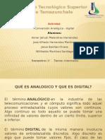 Convertidor Analogico - Digital
