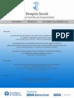 Sinapsis Social Octubre2014 Marzo2015
