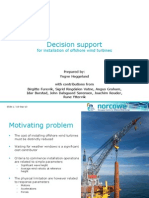 Decision Support for Wind Farm Installation_2013