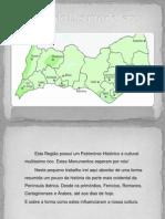 PowerPoint do Distrito de Faro Patrimonio Cultural