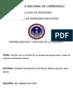 Manual de Calidad de La Empresa Asercap (1)