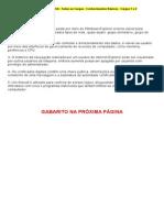 Cespe - 2013 - Funasa - Informatica