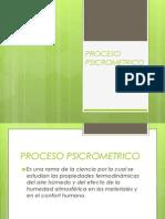 PROCESO Psicrometrico1