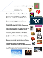 Jack's Poem--For My Oldest Friend, Terry