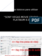 Sony Vegas Movie Studio Platinum 8.0 (Tutorial)