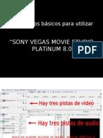 Sony Vegas Movie Studio Platinum 8.0 (Tutorial)