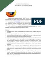 GOOGLE CHROME VS MOZILLA FIREFOX KELEBIHAN N KEKURANGANNYA 1.docx