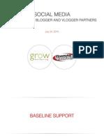 pp blogger and vlogger partnerships 072413