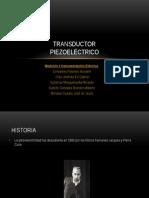 Piezoelectric o