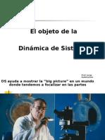 dinamina de sistemas