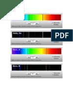 Espectros Atomicos
