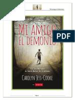 Mi Amigo El Demonio por Carolyn Jess-Cooke