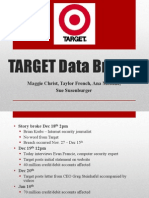 Target Data Breach Research Presentation