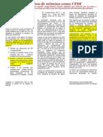 Emisión de Recibos de Nómina Como CFDI