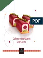 Livret Premium Pâtisserie 2009