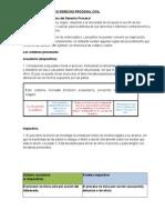 Balotario Desarrollado Del Curso Derecho Procesal Civil