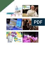 Jornada Mundial Juvenil 2013 Brasil - Rio de Janeiro