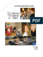 Alopecia Areata Report