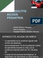 Apendicitis Pediatria