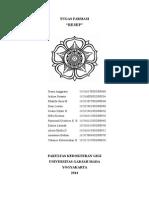 Tugas Farmasi Fkg (Resep)