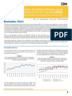 Boletín ICDV-Noviembre 2014