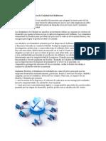 Modelos y Estándares de Calidad Del Software