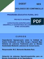 Curso de Capacitación Per 2013
