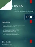 acidos y bases pkb
