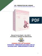 15_Ebook de FORMULAS PARA COSMÉTICOS, Gel+Perfumes+Shampoo_N