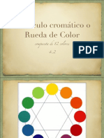 2. Curso teoría del color