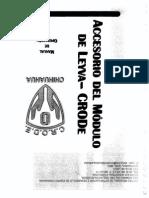 Accesorio Del Modulo de Leyva-crode