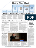 The Daily Tar Heel for Jan. 28, 2015