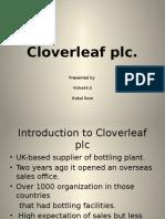 Clever Leaf Case Presentaton