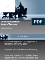 D2_7 Spiritual Laws of Success