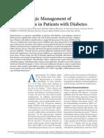 Manejo Farmacologico Hipertension en Diabetes