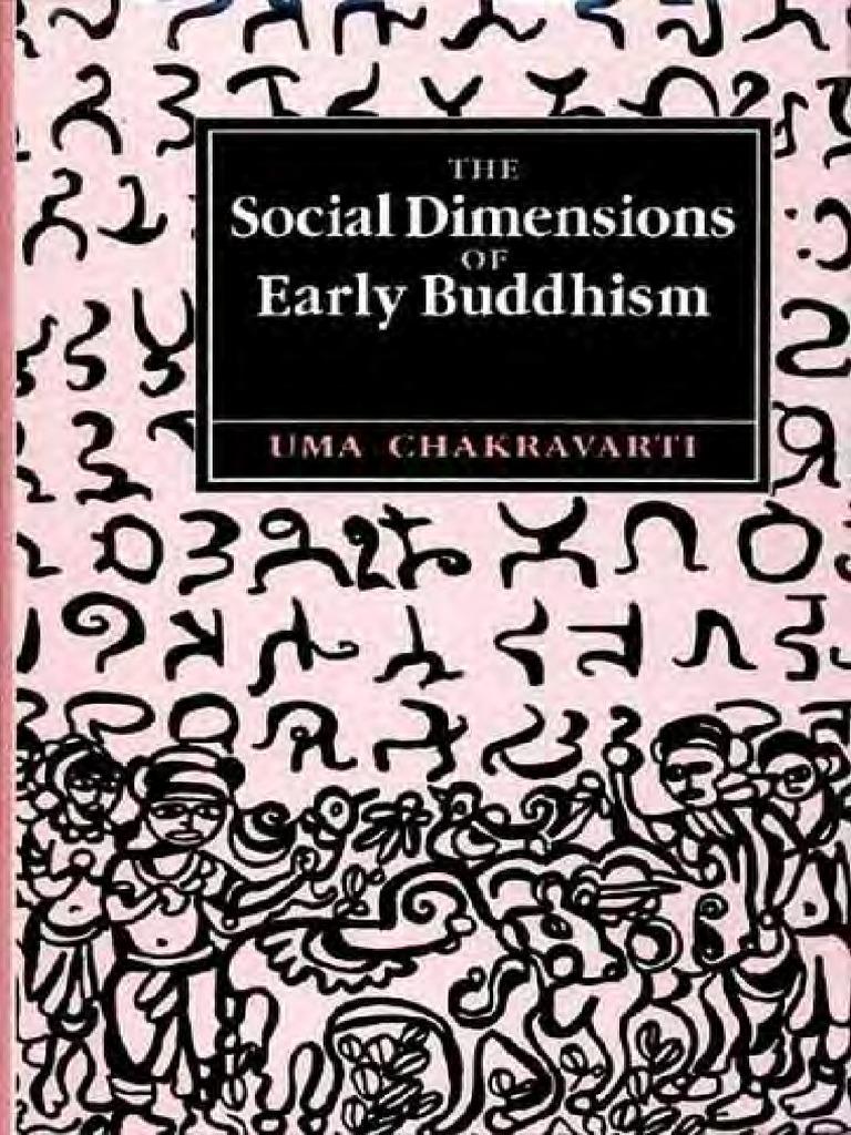 Chakravarti Uma Social Dimensions of Early Buddhism 249ppdf Indian Religions Religion