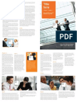 Business Newsletter Template 3