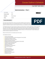 Solaris 10 System Administration - Part I