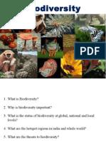 Biodiversity 1