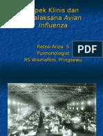 Aspek Klinis Dan Tatalaksana Avian Influenza