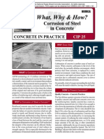 CIP25-Corrosion of Steel in Concrete